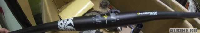 Руль nukeproof warhead 760 прямой 31.8