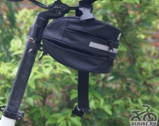 Велосипедные сумочки
