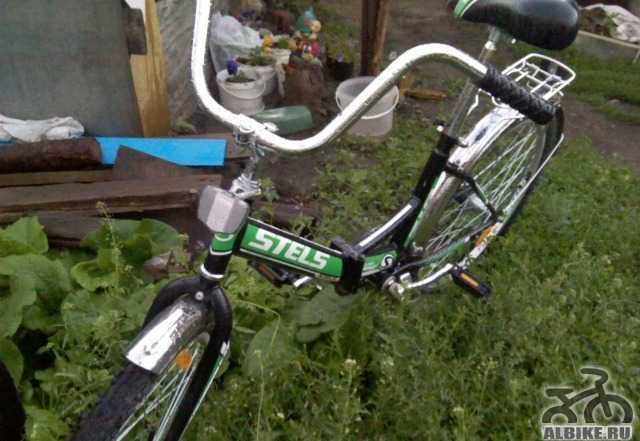 Продам велосипед Стелс пилот 710 новый