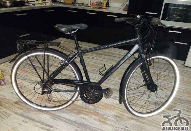 Велосипед гост tr 1800 германия новый