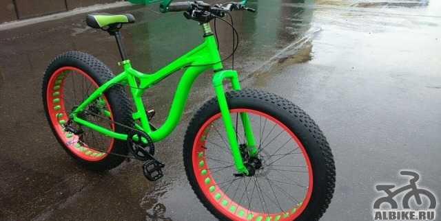 Велосипед новый FatBike (Фэтбайк) под заказ