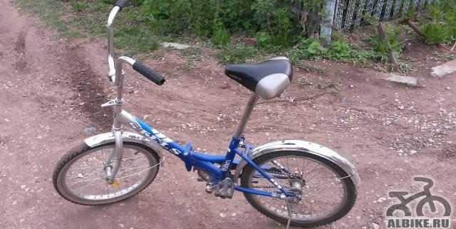 Велосипед Стелс 2012 года