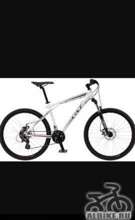 Продам велосипед gt agressor 2.0 2013 г