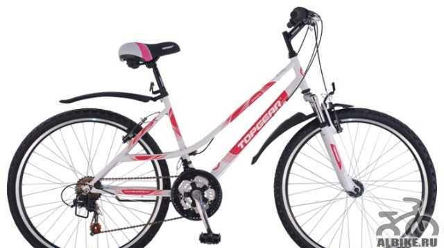 Велосипед top гир 210 style