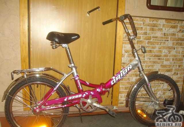 Велосипед орион Comfort 2200