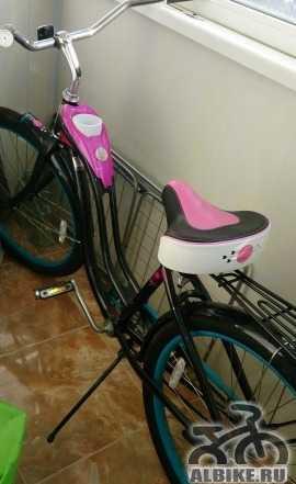 Велосипед Schwinn старлет (блэк) 2014 год