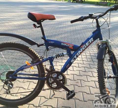 Велосипед Banzai