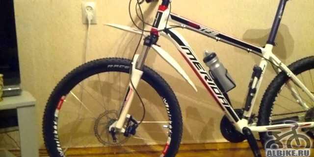 Горный велосипед Merida Matts TFS100-D
