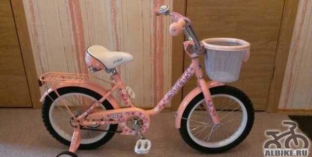 Велосипед детский стелс Joy 16