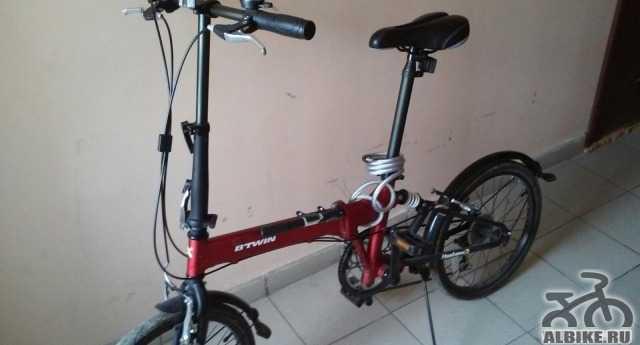 "Велосипед складной hoptown 3 B""twin"