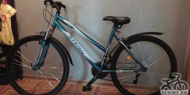 Новый женский велосипед stern вега