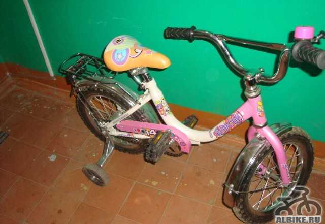 Велосипед барсик