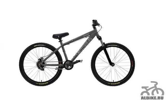 Велосипед MTB Kona Shred