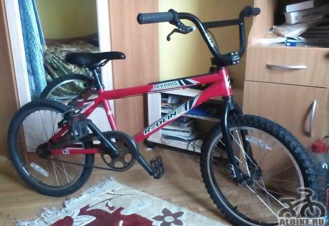 Велосипед Redline mxpro 2014 года выпуска