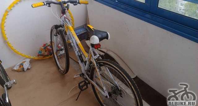 Велосипед женский Стелс Miss 6300 V (2014)