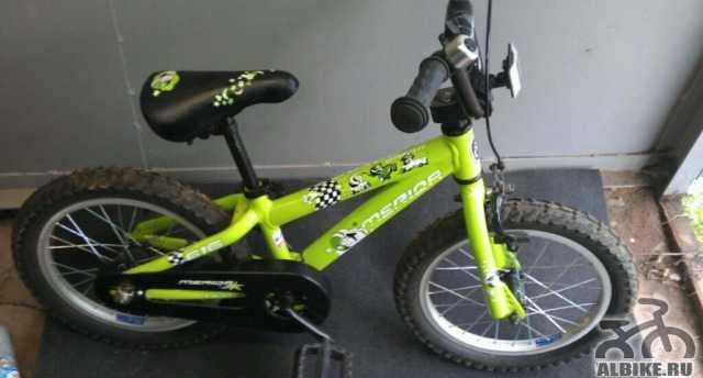 Merida dakar 616, детский велосипед мерида