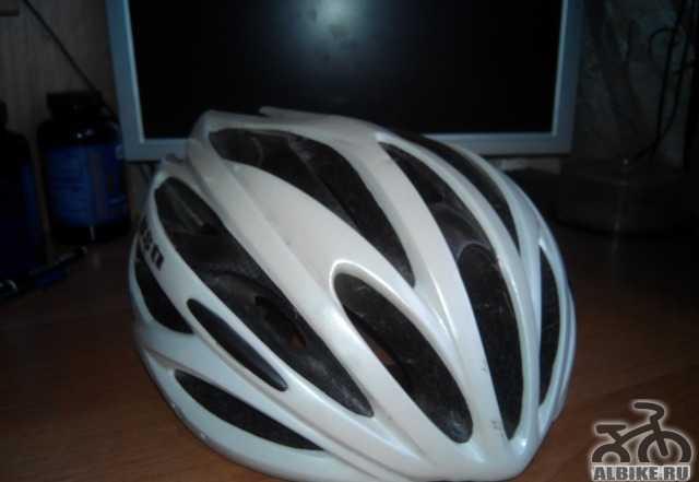 Велосипедный шлем USD pro