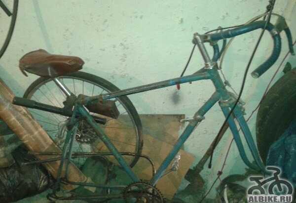 Продам велосипед Спутник хвз
