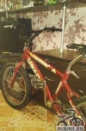 Велосипед upland crack SF175 подростковый