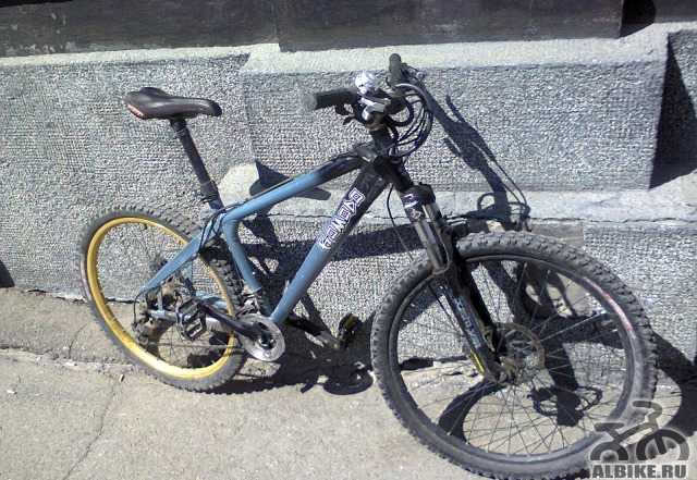 Велосипед JamisKomodo