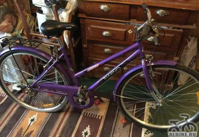 Продаю велосипед винд