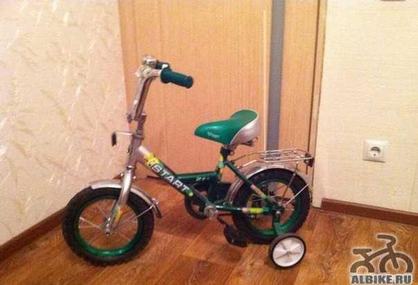 Продам велосипед детский start