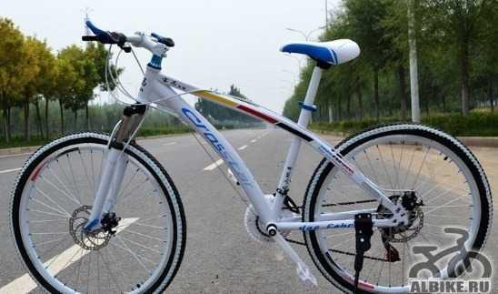 Оригинальный велосипед crosstar для мужчин