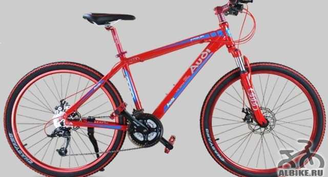 Молодежный велосипед ауди для езды