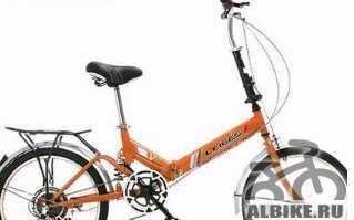 Маневренный велосипед regus для активного катания