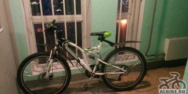 Велосипед toprear