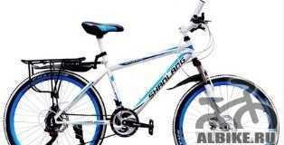 Качественный велосипед shanlang для прогулок