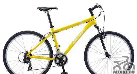 Велосипед Giant Snap 21s для кросс-кантри