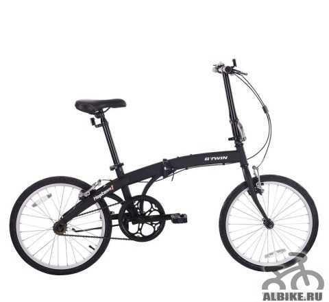 """Велосипед hoptown 1 B""""twin"""