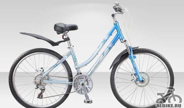 Женский велосипед стелс Miss 9500 Disc - Фото #1