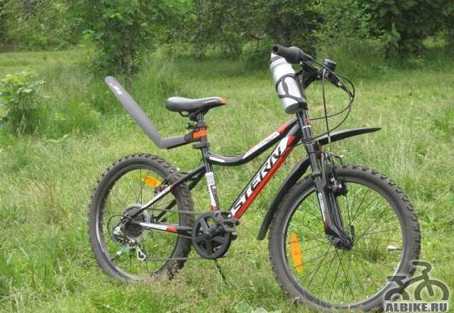 Велосипед горный Stern Attack 20