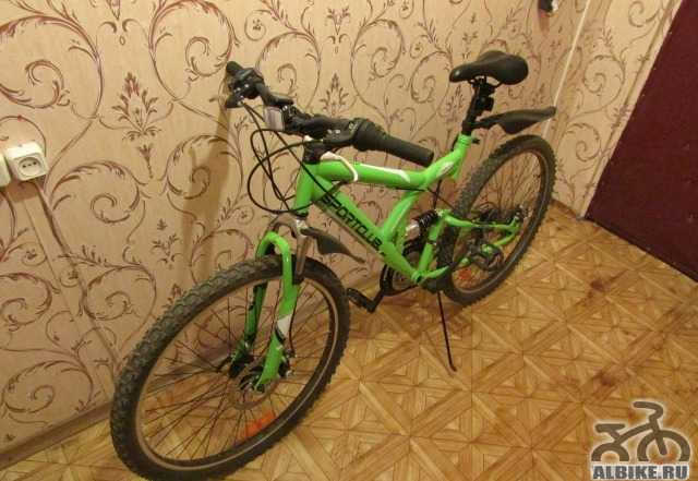 Продается велосипед в отличном состоянии