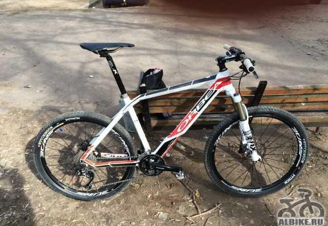 Горный велосипед orbea alma