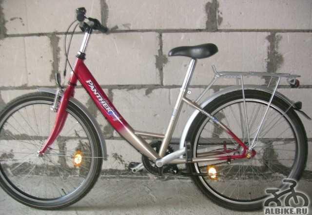 Велосипед дамский Пантер