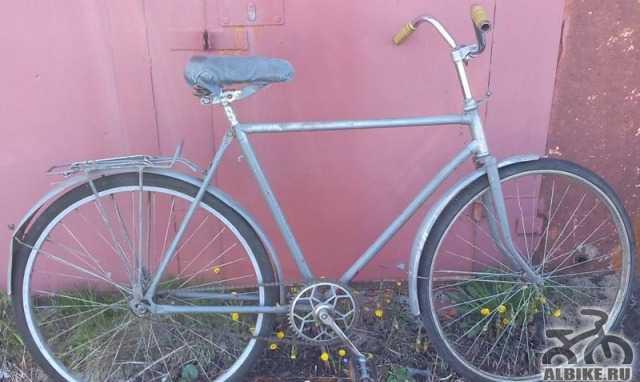 Велосипед, на дачу