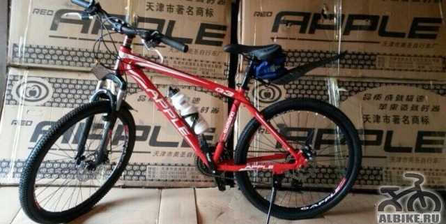 Распродажа новых велосипедов