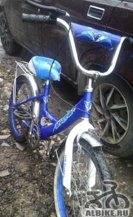 Велосипед Дельфин