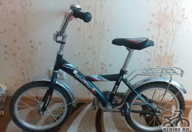 Велосипед Novatreck БМВ в отличном состоянии