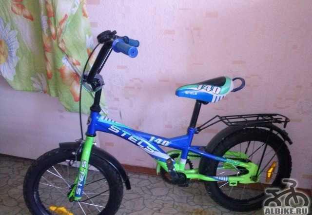 Велосипед Стелс-Пилот 140