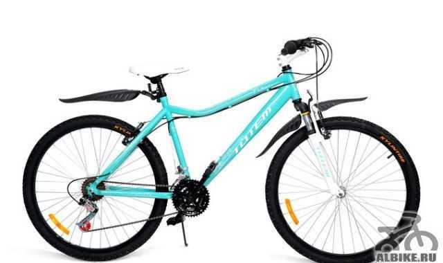 Велосипед женский горный totem lady 8002