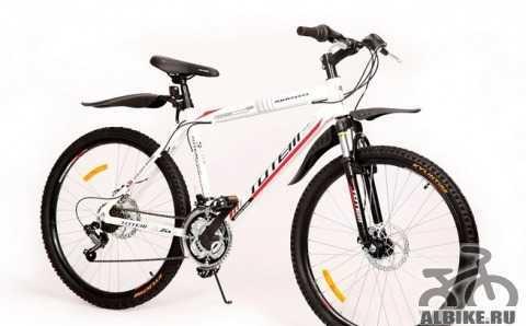 Велосипед мужской горный totem 26D-9001