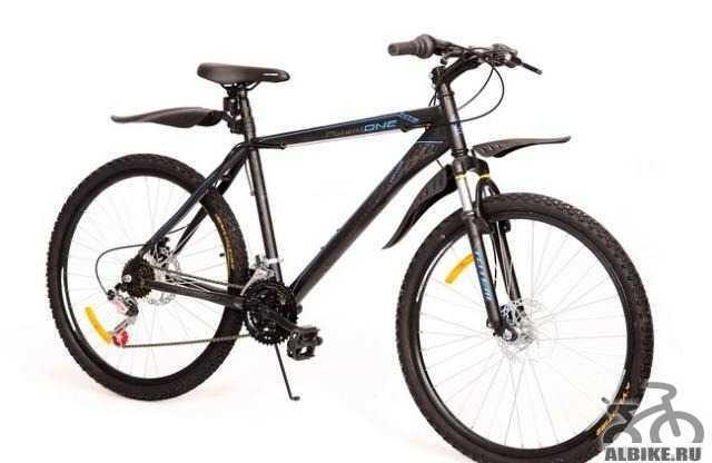 Велосипед мужской горный totem monitor ONE 26D7002