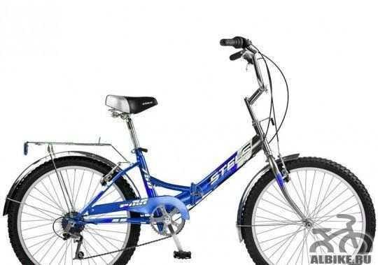 Велосипед складной Stern 6 скоростной 20 дюймовые