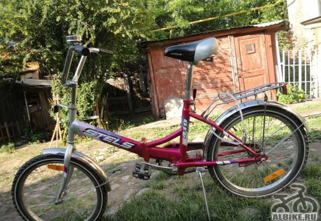 Велосипед-стелс