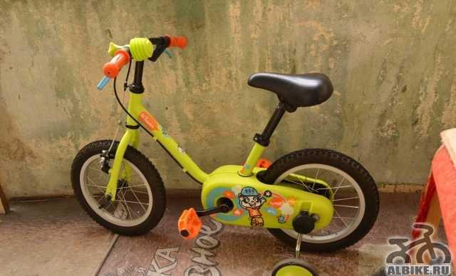 "B""Twin 14"" детский велосипед"