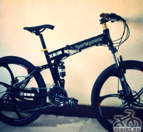 Велосипеды на литых дисках в наличии